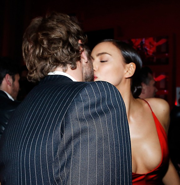 Irina Shayk e Bradley Cooper (Foto: Getty Images)