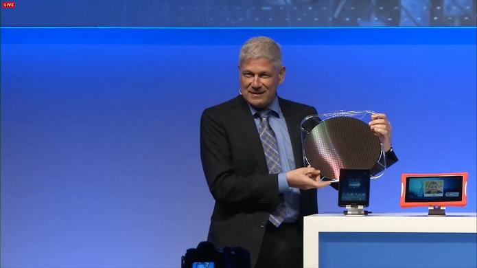 Intel anunciou novos processadores móveis (Foto: Reprodução/Intel)