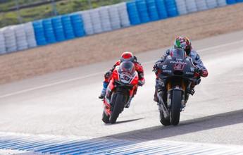 BLOG: Testes conjuntos Superbike e MotoGP em Jerez de la Frontera - dia 2: Jonathan Rea reina na pista e roda em tempo de pole na MotoGP!!!