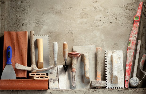 obra-cimento (Foto: ThinkStock)
