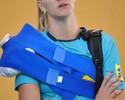 Cortada por uma lesão no ombro, Mari diz: 'Nada melhor do que parar agora'