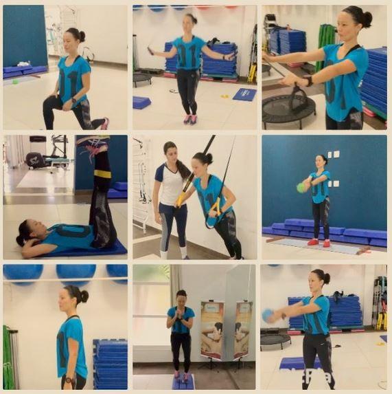 Geovanna Tominaga perde 8 kg e revela rotina de treinos (Foto: Reprodução do Instagram)
