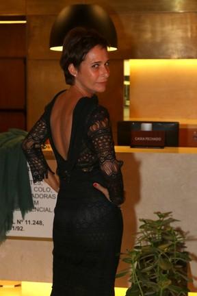 Andréa Beltrão (Foto: Thiago Duran/AgNew)