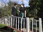 Noivas se casam de preto para manter tradição pomerana no ES