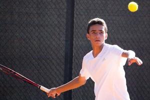 Igor Gabriel, Tênis Mato Grosso (Foto: Júnior Martins/FMTT)
