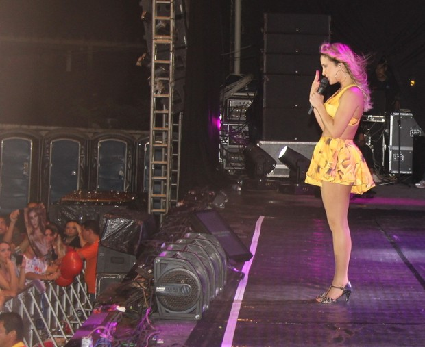 Claudia Leitte (Foto: Wesley Costa/Agnews)