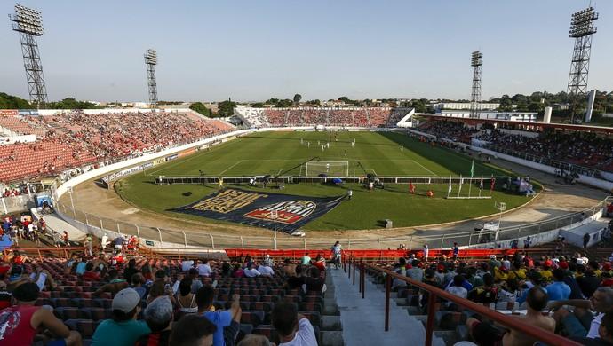 Estádio Novelli Júnior, Itu, Ituano (Foto: Miguel Schincariol/ Ituano FC)