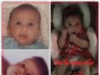 Deborah Secco compara suas fotos com as do marido e filha: 'Misturinha'