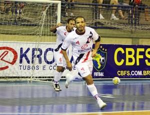 André futsal Joinville (Foto: Manolo Quiróz/Divulgação)