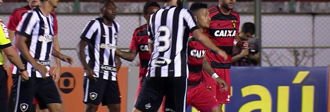 Melhores momentos: Botafogo 3 x 0 Sport pela 21ª rodada do Brasileirão 2016 (Marcos Bezerra/Futura Press)