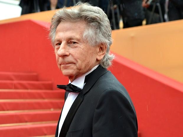 21 de maio — O diretor francês Roman Polanski chega para a exibição do filme 'Vous n'avez encore rien vu !', que faz parte da mostra competitiva do 65º Festival de Cannes (Foto: AFP)