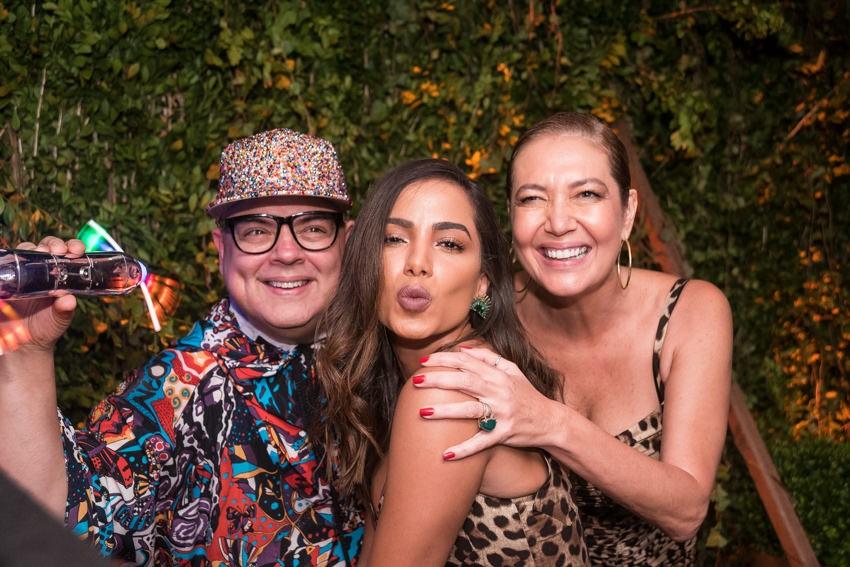 A festa da Vogue e Dolce & Gabbana no Hotel Fasano Rio de Janeiro  (Foto: Bruno Ryfer e Renato Wrobel)