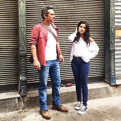 Alexandre Nero e Vanessa Giácomo (Foto: Reprosução/Instagram)