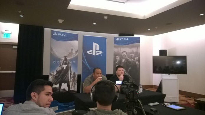 PlayStation 4 continuará sendo vendido por R$ 4 mil (Foto: Isadora Díaz/ TechTudo)