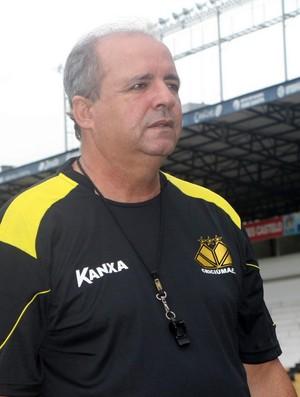 Vadão, técnico do Criciúma (Foto: Fernando Ribeiro / Criciúma EC)