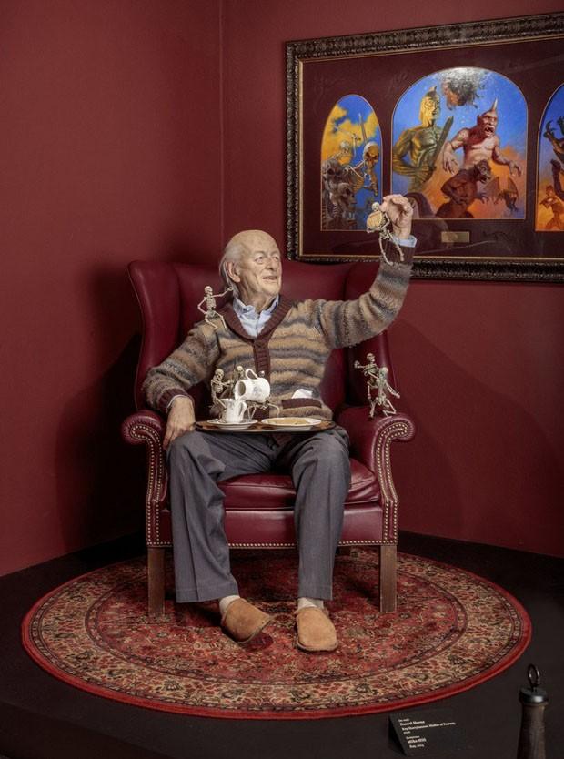 Guillermo del Toro ganha primeira retrospectiva em museu de Los Angeles (Foto: Joshua White/Divulgação)