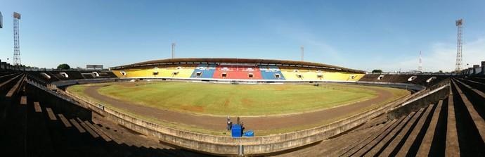 Estádio Morenão (Foto: Reprodução/TV Morena)