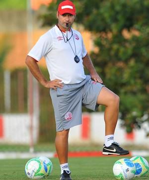 Sidney Moraes Náutico (Foto: Aldo Carneiro / Pernambuco Press)