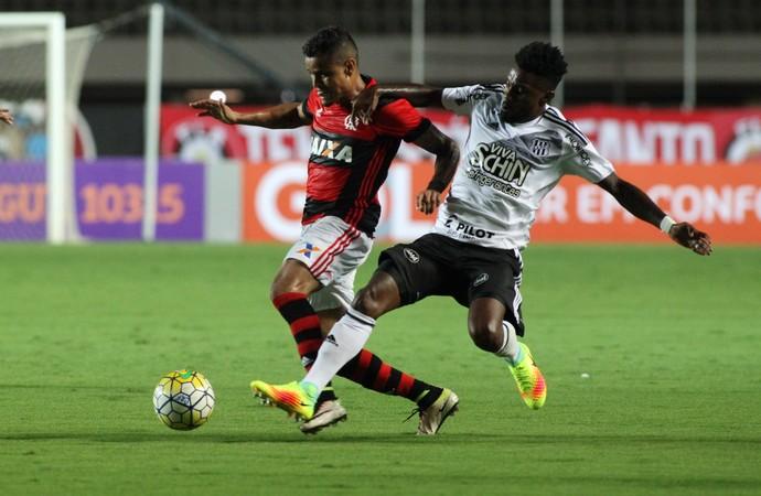 Everton Flamengo x Ponte Preta (Foto: Gilvan de Souza / Flamengo)