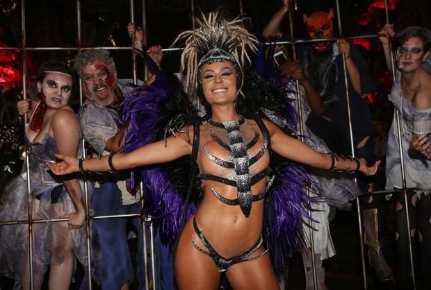 Fernanda Lacerda, a Mendigata (Foto: Iwi Onodera / EGO)