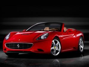 Proteção de tela: Ferrari California