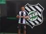 """""""Não vamos lutar contra a queda"""", diz Ayrton ao vestir a camisa do Figueira"""