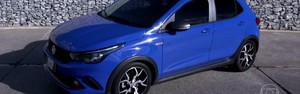 Fiat Argo une design, economia e performance em três motorizações
