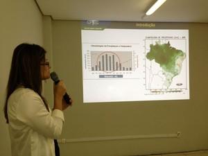 Meteorologistas mantiveram a previsão de maior probabilidade de chuvas abaixo da normal para o Nordeste. (Foto: Natália Souza/G1)