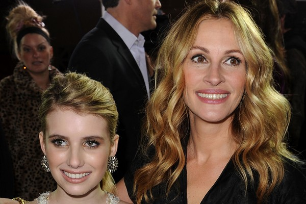 Emma e Julia Roberts (Foto: Getty Images)