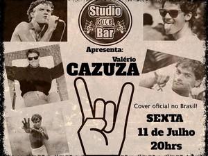 Cover vai interpretar os maiores sucessos de Cazuza  (Foto: Divulgação)