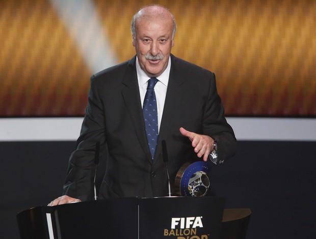 vicente del bosque SELEÇÃO DA FIFA fifa prêmio melhor do mundo bola de ouro (Foto: Getty Images)