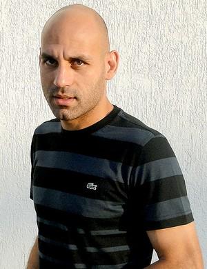 Bruno Rodrigo jogador Cruzeiro (Foto: Maurício Paulucci)