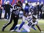 Jogador dos Panthers leva multa por confusão com estrela do NY Giants