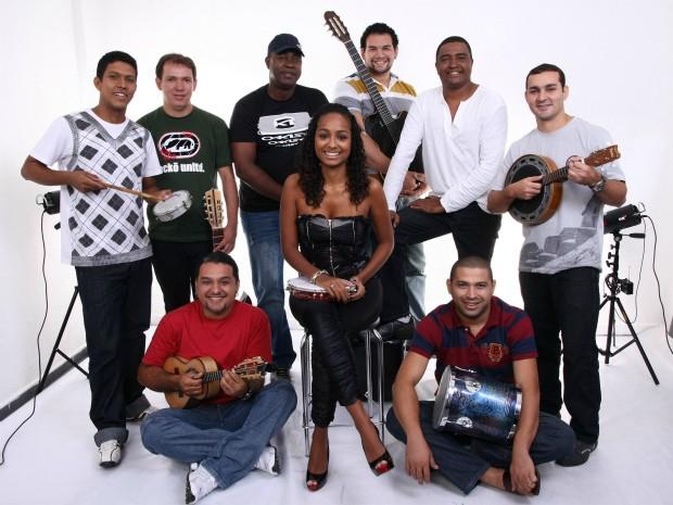 Grupo Ases do Pagode comemora 25 anos com show em Manaus (Foto: Divulgação)
