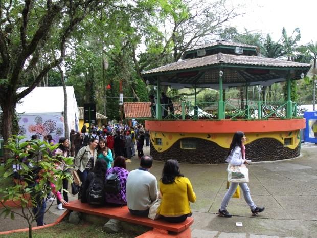 Festival da Mantiqueira - São Francisco Xavier (Foto: Divulgação PMSJC)