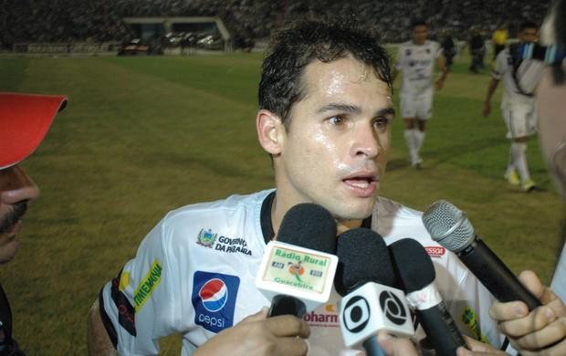 Doda, Meia-ofensivo do Botafogo-PB, Campeonato Paraibano, Paraíba, Botafogo-PB, final, Treze (Foto: Richardson Gray / Globoesporte.com/pb)