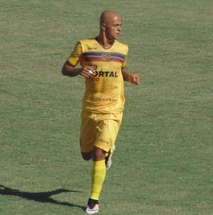 Atacante Júlio Cesar, Madureira (Foto: Gustavo Garcia/GloboEsporte.com)