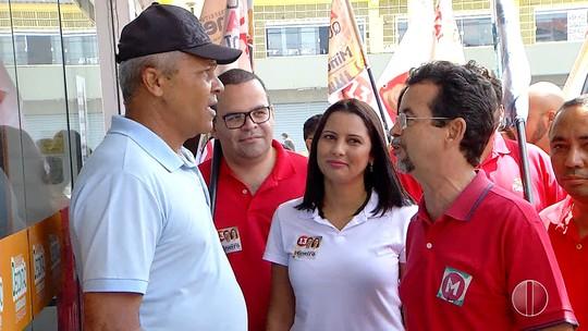 Fernando Mineiro participa de bandeiraço nas ruas de Natal