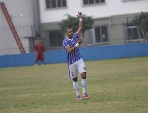 Osvaldir, jogador do Madureira (Foto: Sidnei Parraro/ Madureira Esporte Clube)