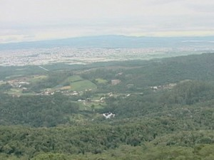 Relatório propõe que Serra do Itapeti seja área de preservação ambiental  (Foto: Reprodução/TV Diário)