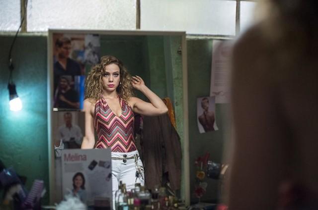 Leandra Leal em 'Justiça' (Foto: Estevam Avellar/ TV Globo)