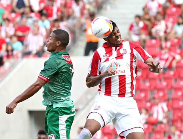 Náutico x Salgueiro Campeonato Pernambucano (Foto: Aldo Carneiro / Pernambuco Press)