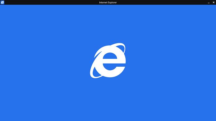 Aplicativos Modern agora possuem uma barra de título, como no desktop (Foto: Reprodução/Edivaldo Brito)