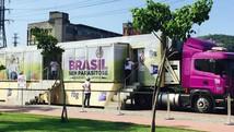 Ação em Salvador tem atendimento gratuito  (Divulgação)