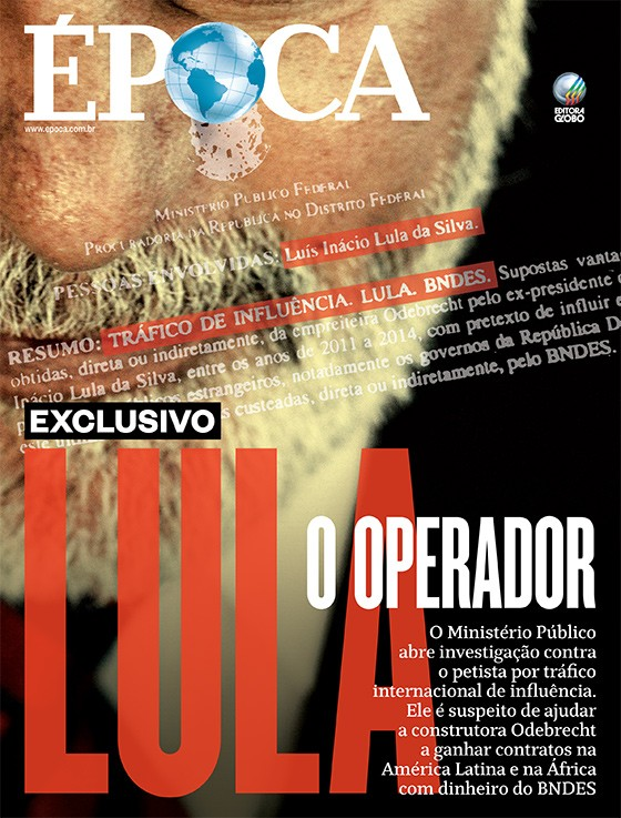 Capa Revista Epoca