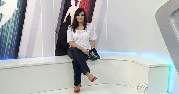 Lanne Pacheco (Foto: Divulgação / TV Sergipe)