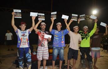 Aos 19, campeão da nacional do Supercross dedica vitória à torcida