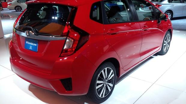 Veja em 10 fotos os detalhes do novo Honda Fit