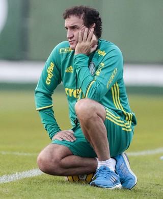 Cuca treino Palmeiras (Foto: Agência Estado)