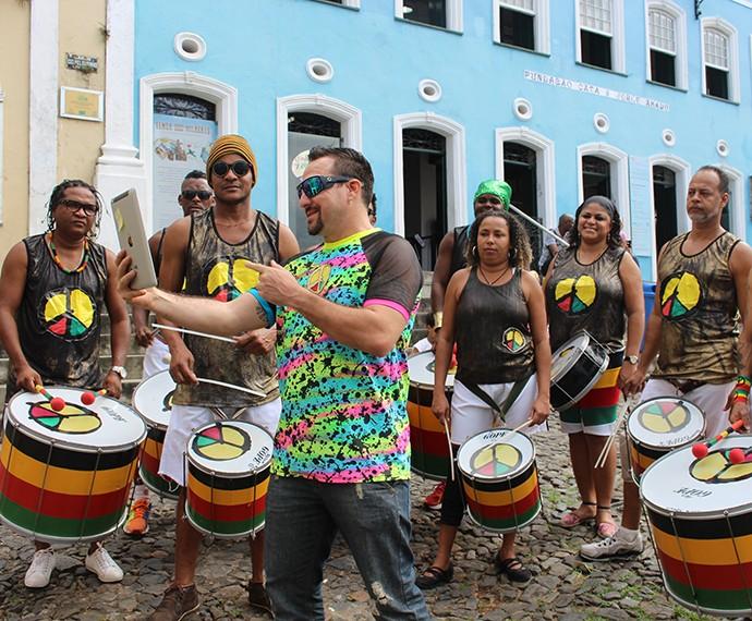 Olodum é uma das atrações do Brasilian Day (Foto: Divulgação)